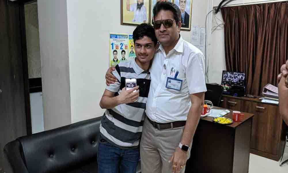 Maharashtra boy tops JEE Advanced exam