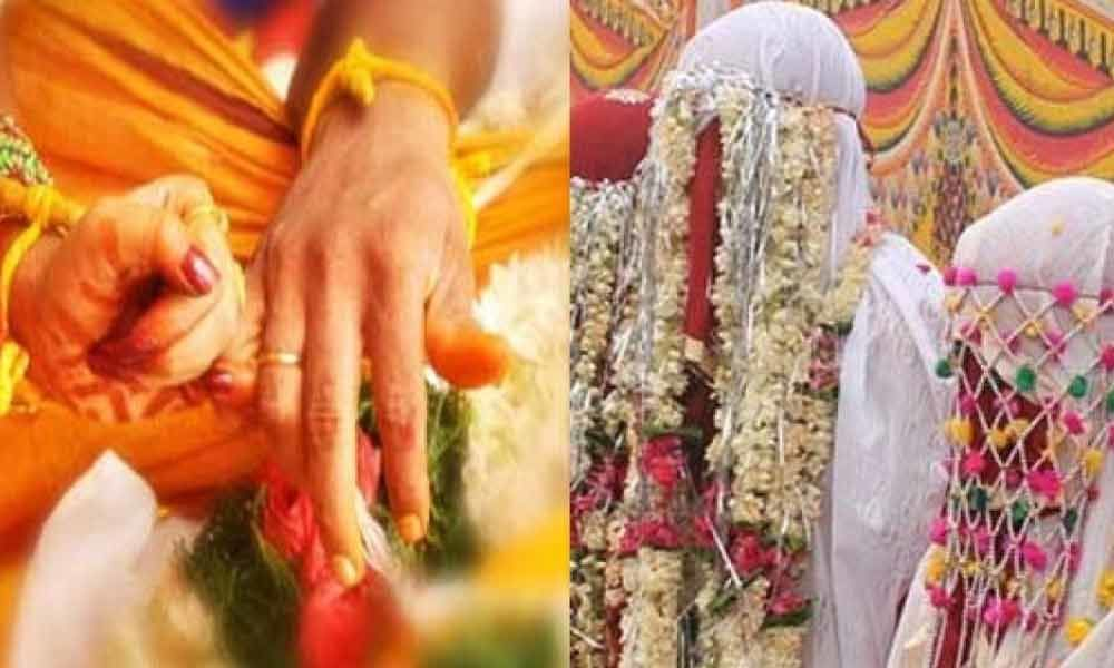 June 14 was World Marriage Day : Kalyana Lakshmi, Shaadi schemes see huge demand