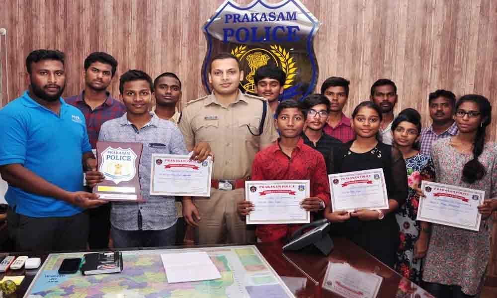 SP appreciates students who scaled 5,289m Friendship Peak