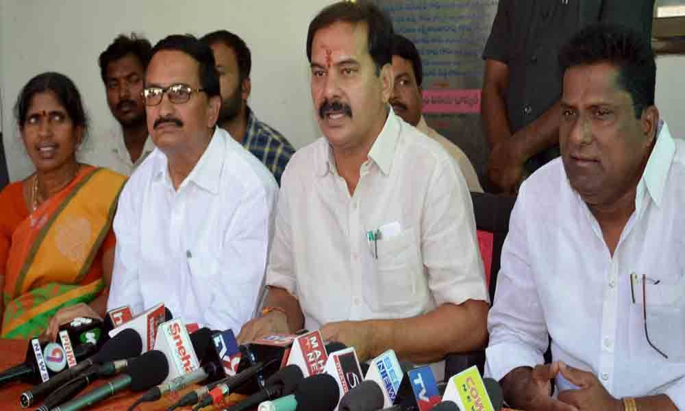 Warangal on development path : West MLA D Vinay Bhaskar