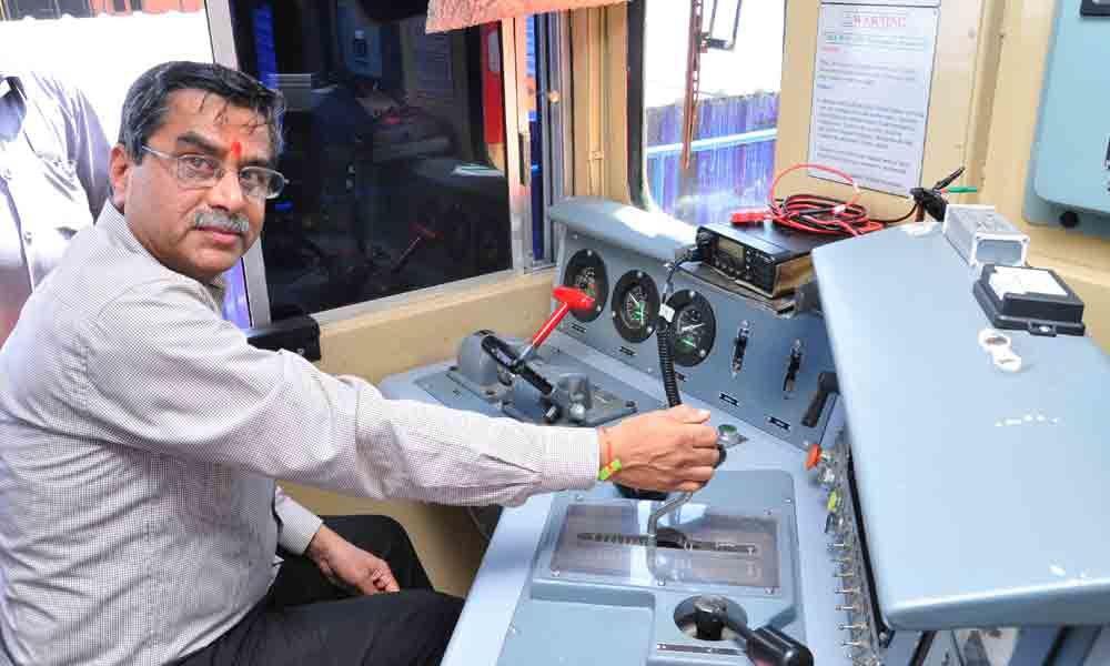 Ramagundam: NTPC locomotive fleet strength increases to 12