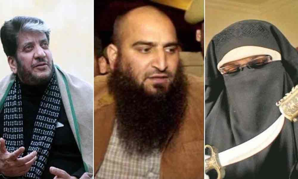 Court sends three separatists to judicial custody till July 12