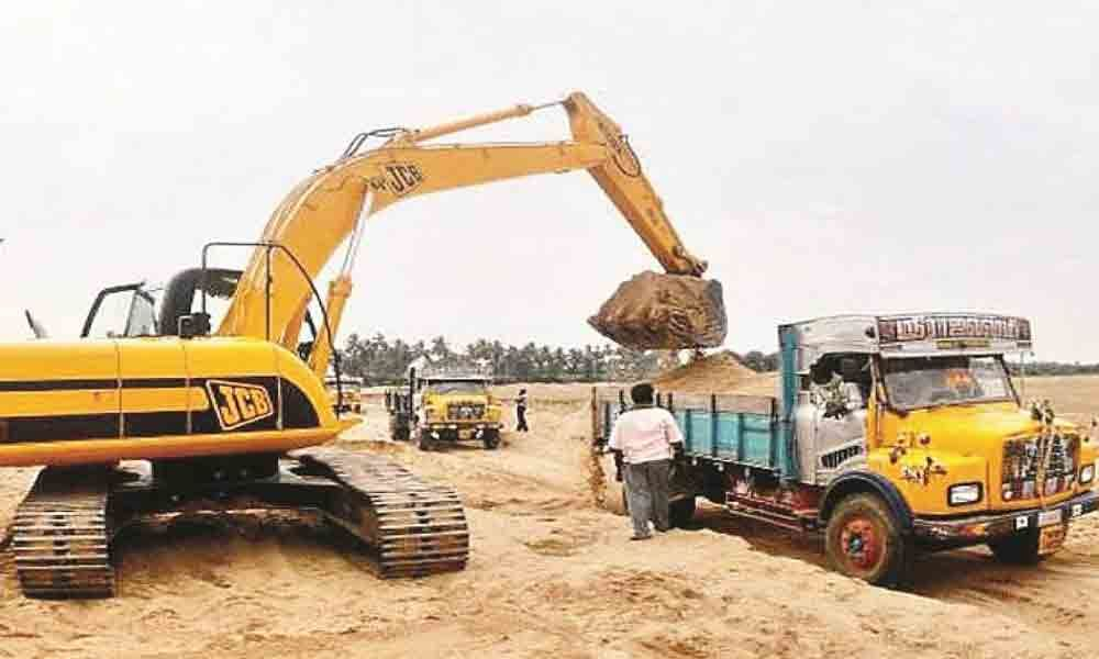 Illegal mining a serious threat to water bodies in Medak