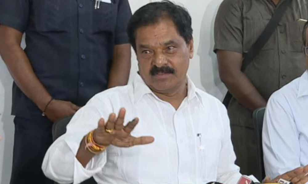 Will bring changes in Excise department: AP Deputy CM Narayana Swamy