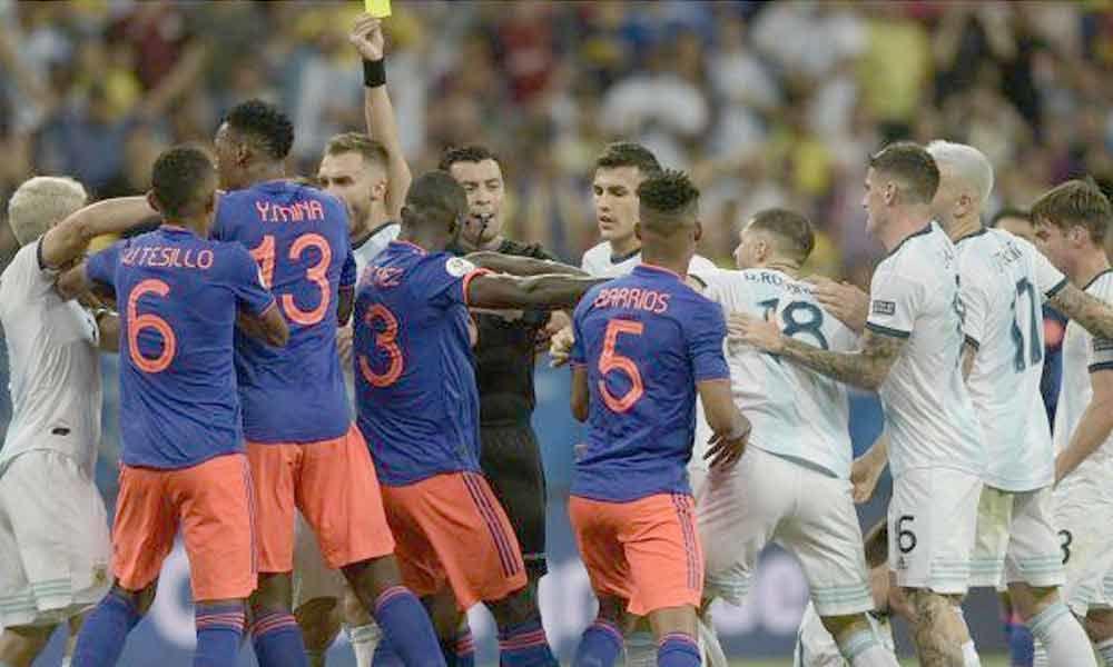 Messi regrets Argentina