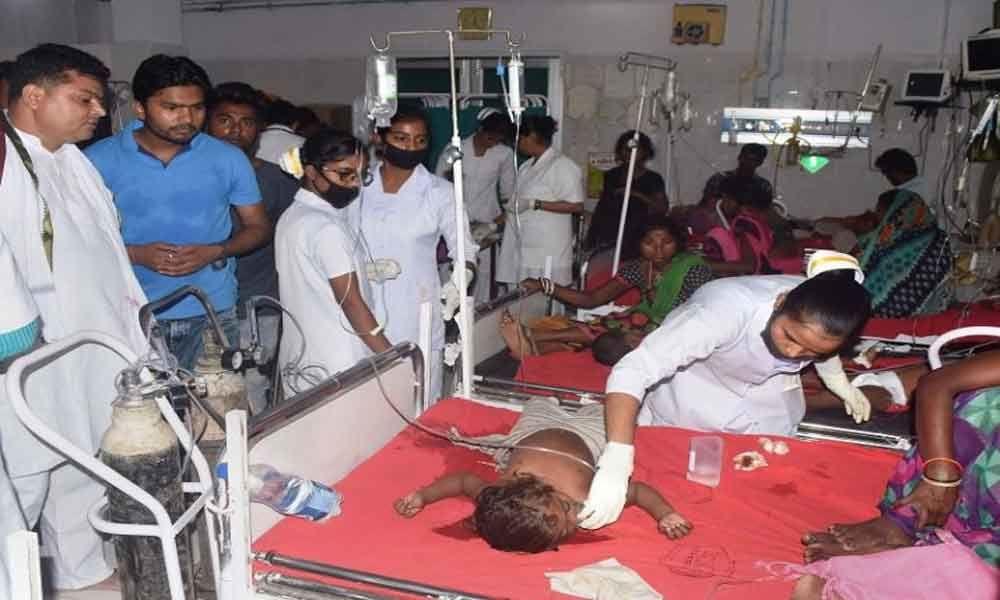 Encephalitis death toll rises to 80 in Bihar