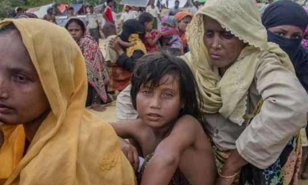 Rohingya crisis can destabilise region if not solved: Bangladesh President