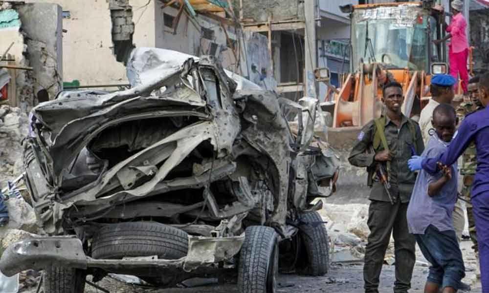 Mogadishu blasts: 11 killed, 25 injured, Al-Qaida-linked group takes responsibility
