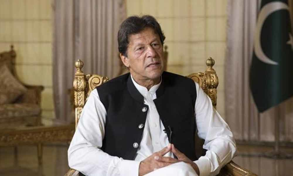 Banish all fears of losing: Imran Khan