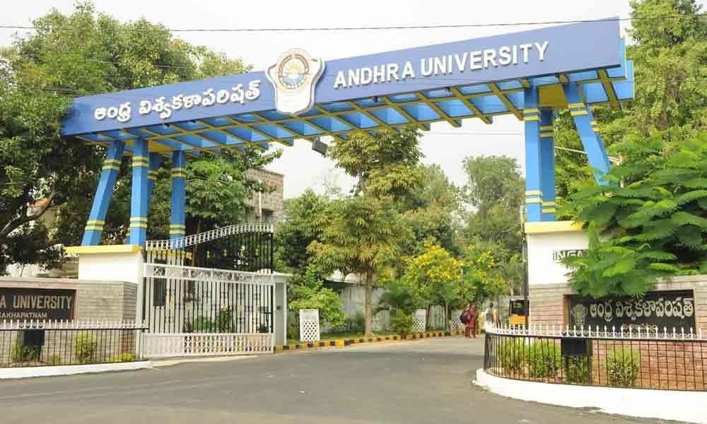 Andhra University to set up a PCTL, offer MBA programme of IIM standards
