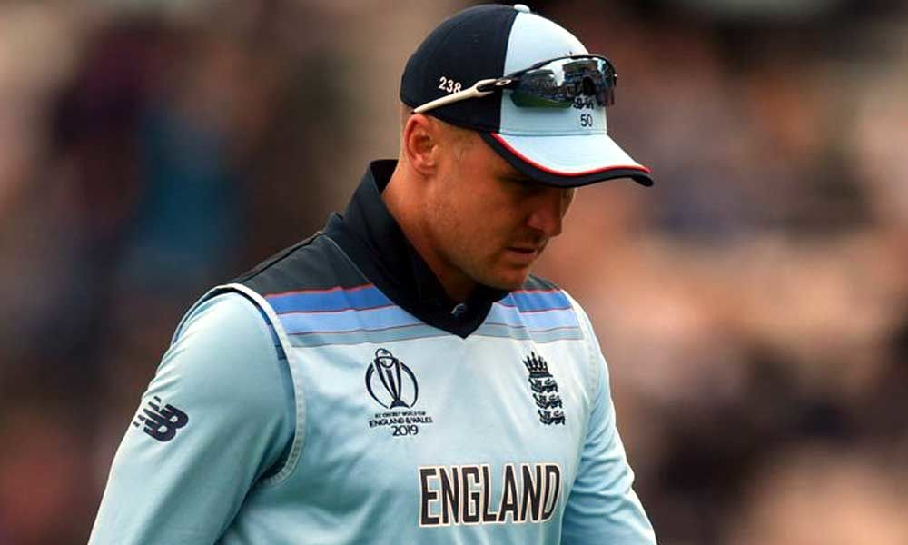 Injured Roy to miss Englands next two World Cup games