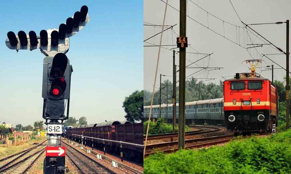 Visakhapatnam: Railways, REL ink MoU for modern signalling system