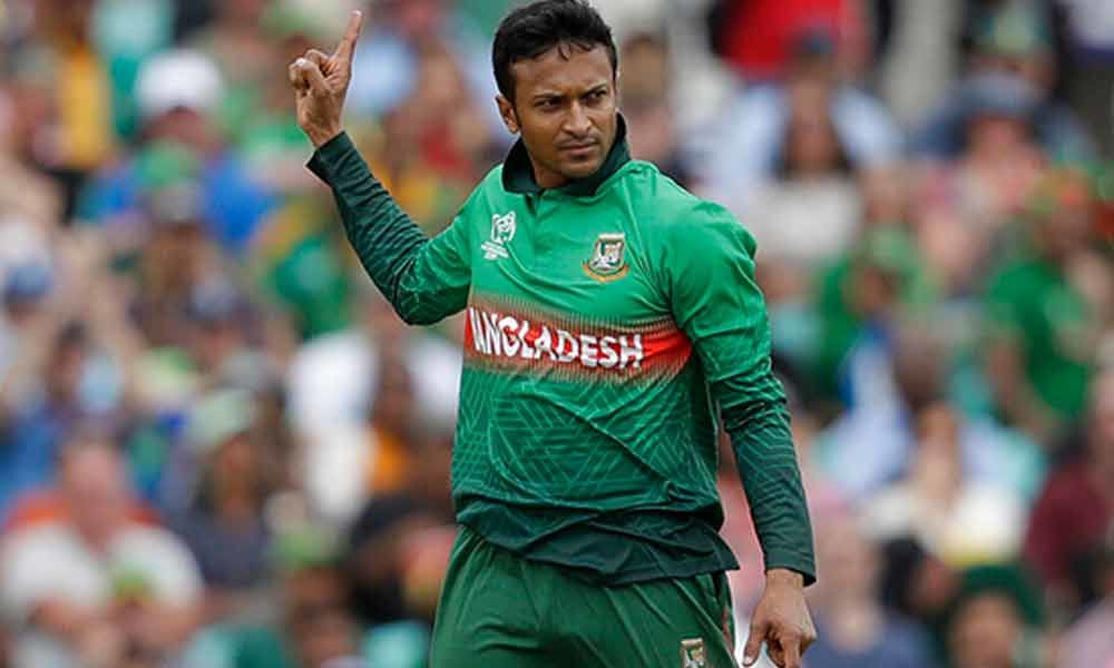 Twitter lauds Shakib Al Hasan as the all-rounder spearheads Bangladeshs win against the Windies