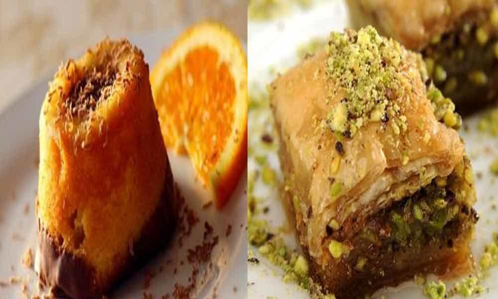 Must taste Turkish desserts