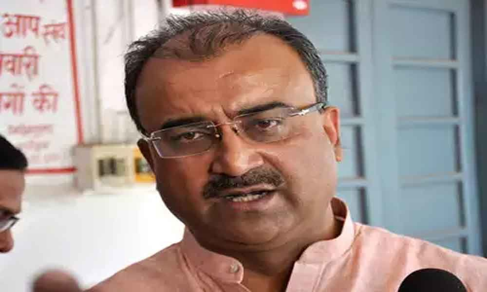 Bihar Health Minister Mangal Pandey skips Yoga Day campaign
