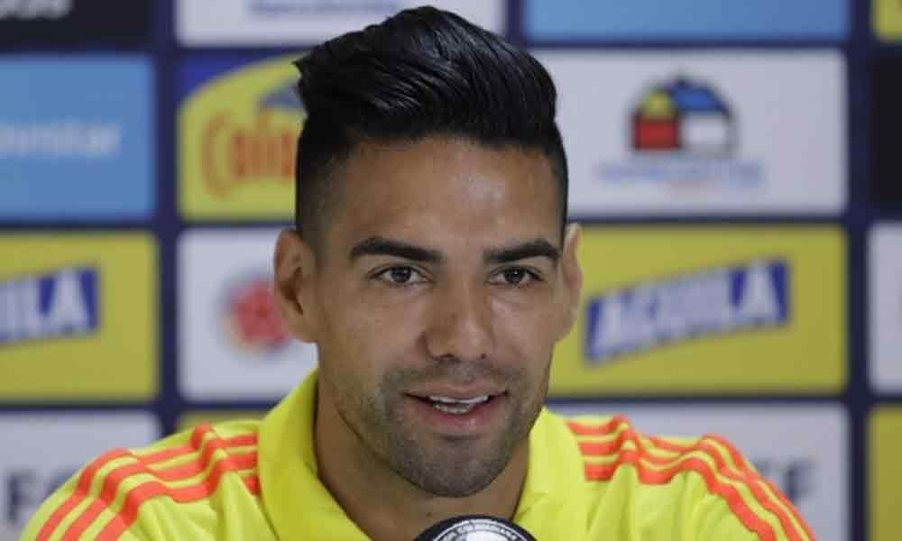 Falcao backs Messi after Argentina lose to Colombia
