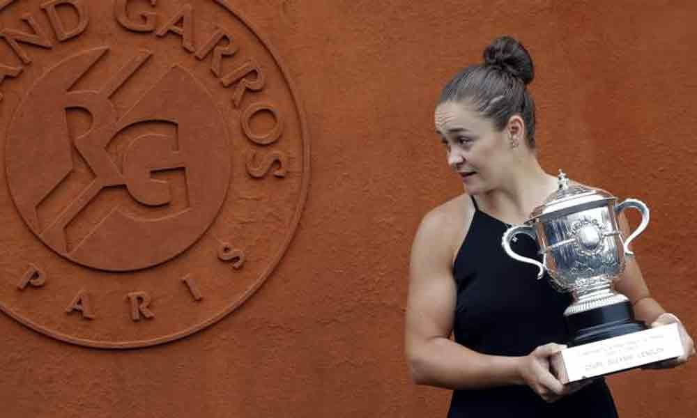 Nick Kyrgios backs Ashleigh Barty to pile up Grand Slam wins