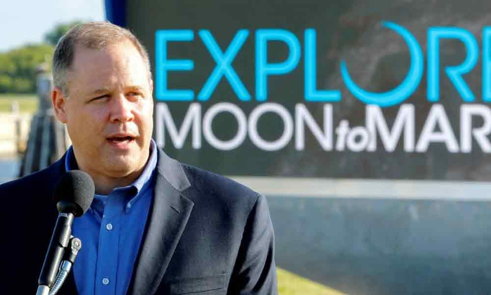 NASA boss says no doubt SpaceX explosion delays flight program