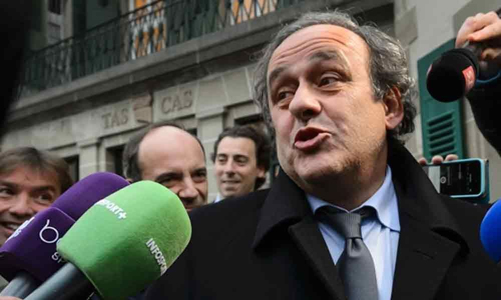 Ex-UEFA chief Platini arrested in 2022 World Cup probe