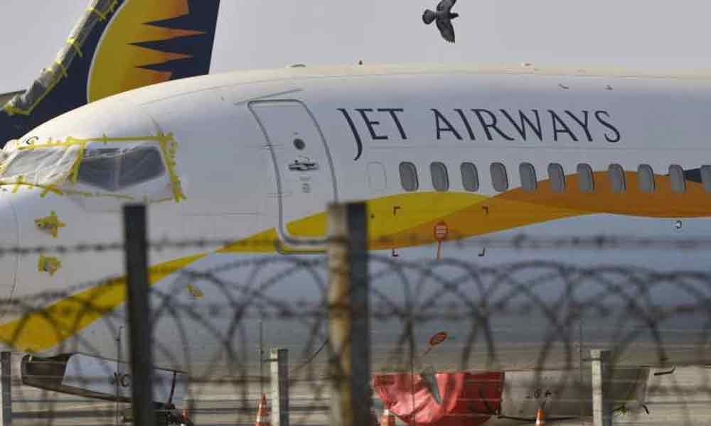 Jet Airways shares plummet 41 per cent as company lands in NCLT