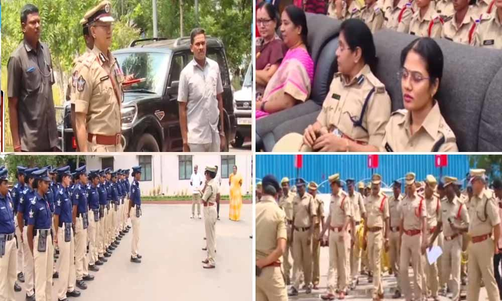 AP police to get weekly offs from 19 June