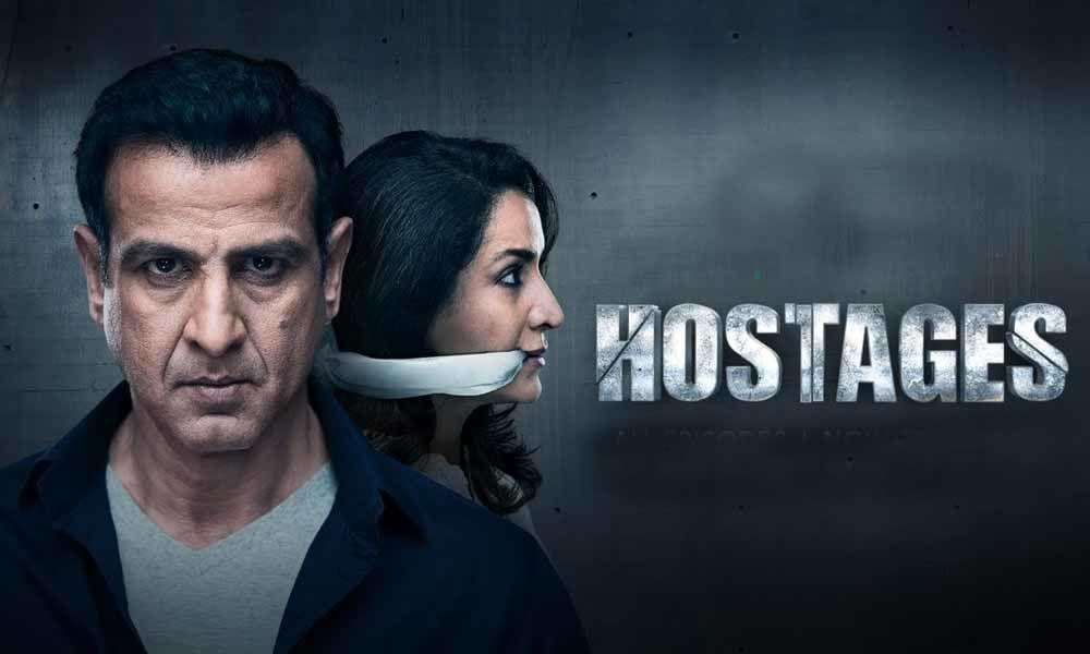 Hostages (episodes 1-5)- Doesn