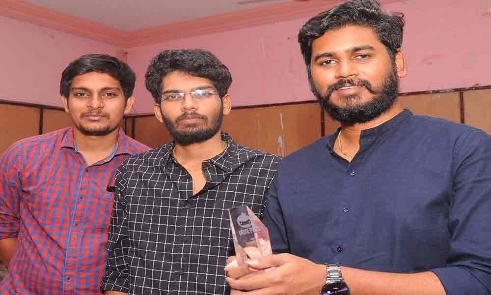 Indian mobile game wins award