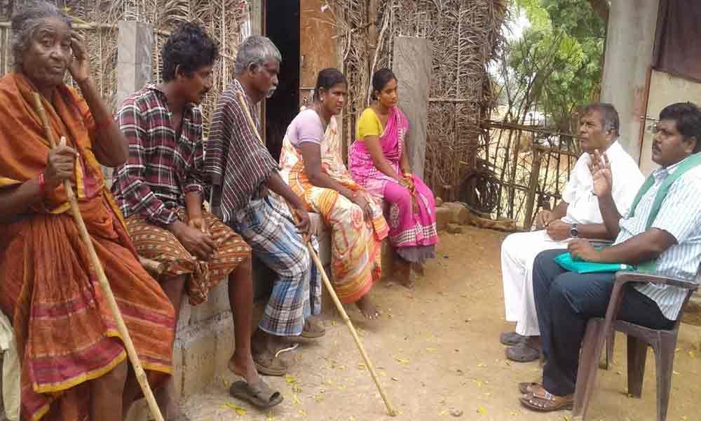Debt-ridden farmer ends life