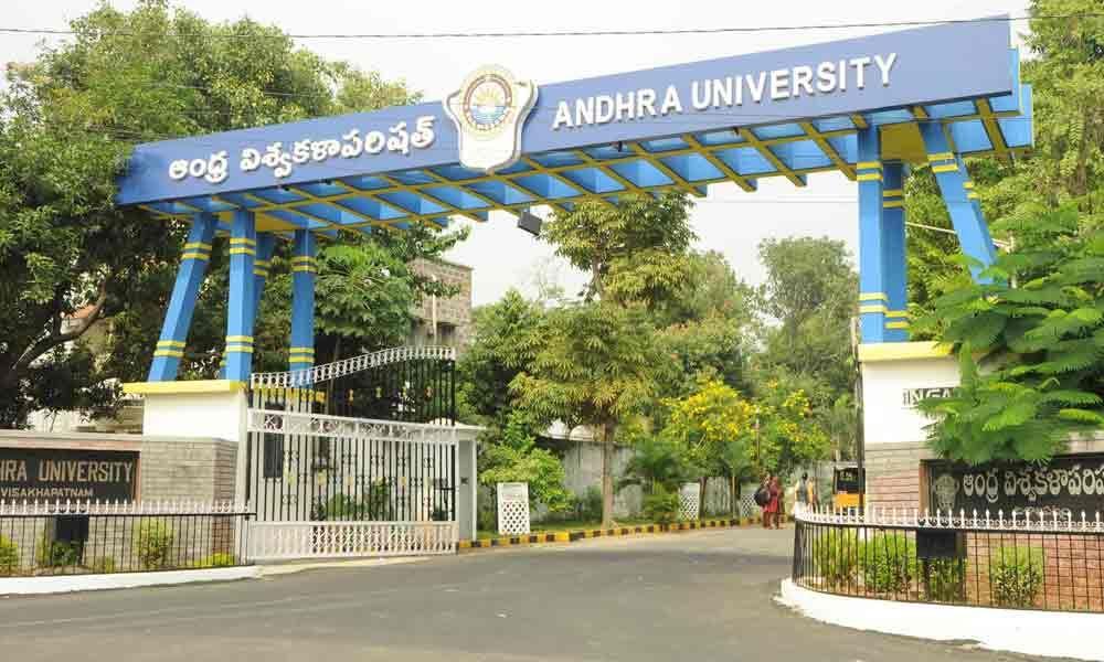 International Yoga Day inaugurated at Andhra University