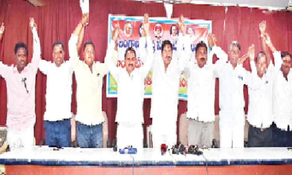 Sarpanches threaten to launch agitation