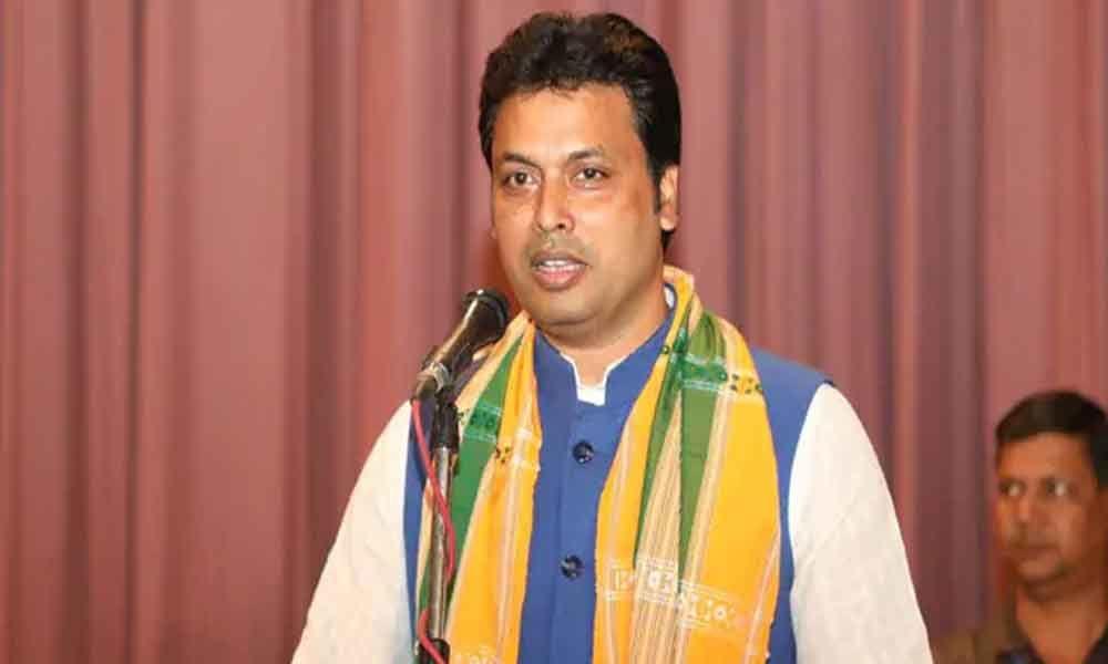 Tripura CM Bipalb Kumar Deb plans to turn Agartala into world class city