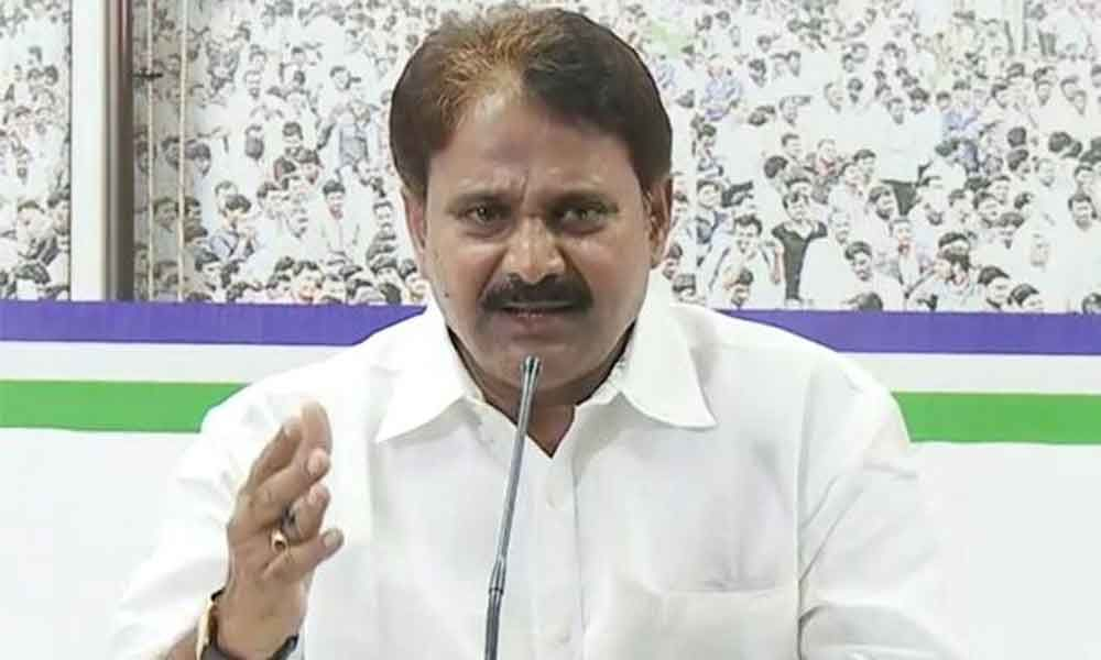 We will set up price stabilization fund with Rs.3,000 crore :Minister Mopidevi