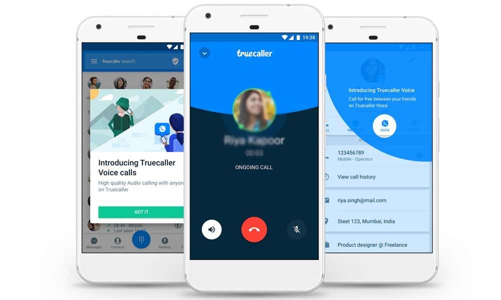 Truecaller Voice VoIP Calling Feature Launched
