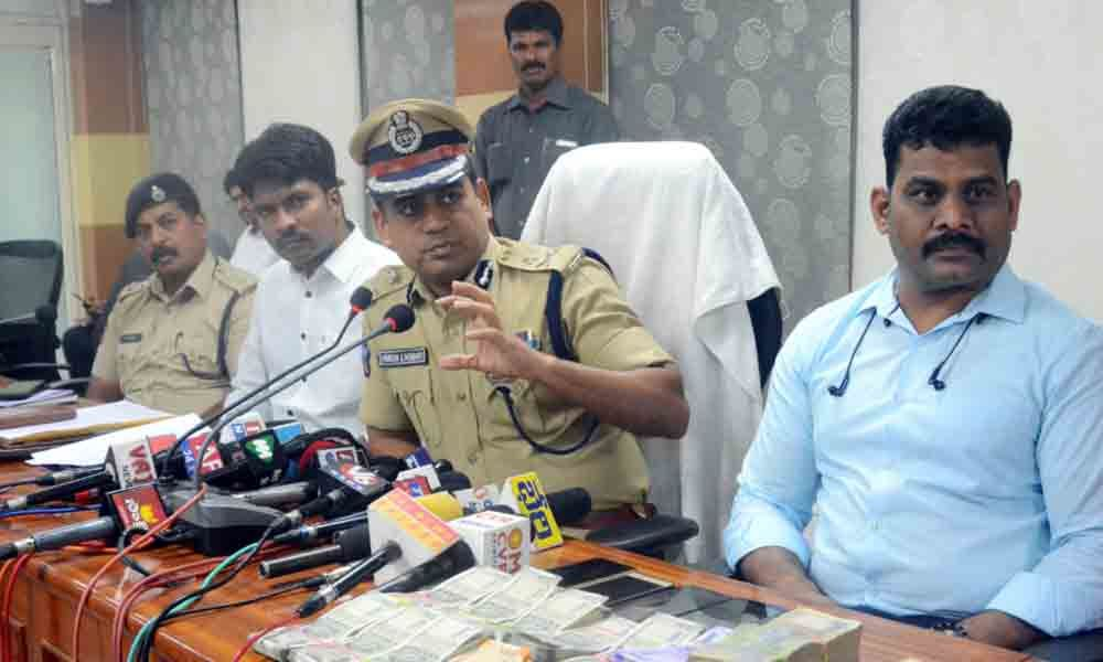 Four held for making hoax calls in Visakhapatnam