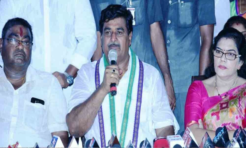 Use natural resources for mobilising  revenue: Dharmana