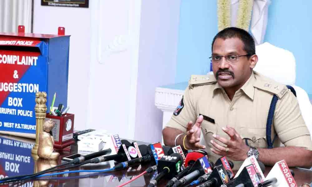 Urban police launch new initiative in Tirupati