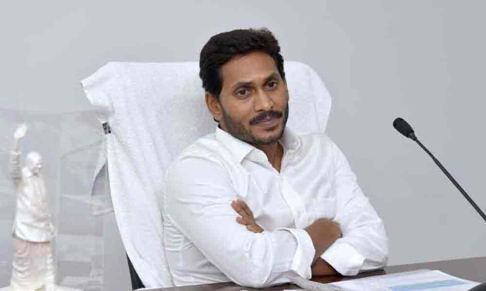 Jagan Mohan Reddy and SCS