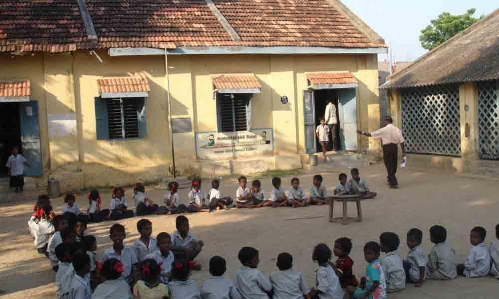 Nellore: Government schools lack basic amenities