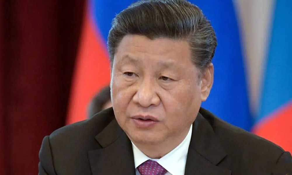 Chinas Xi arrives in Pyongyang: state media