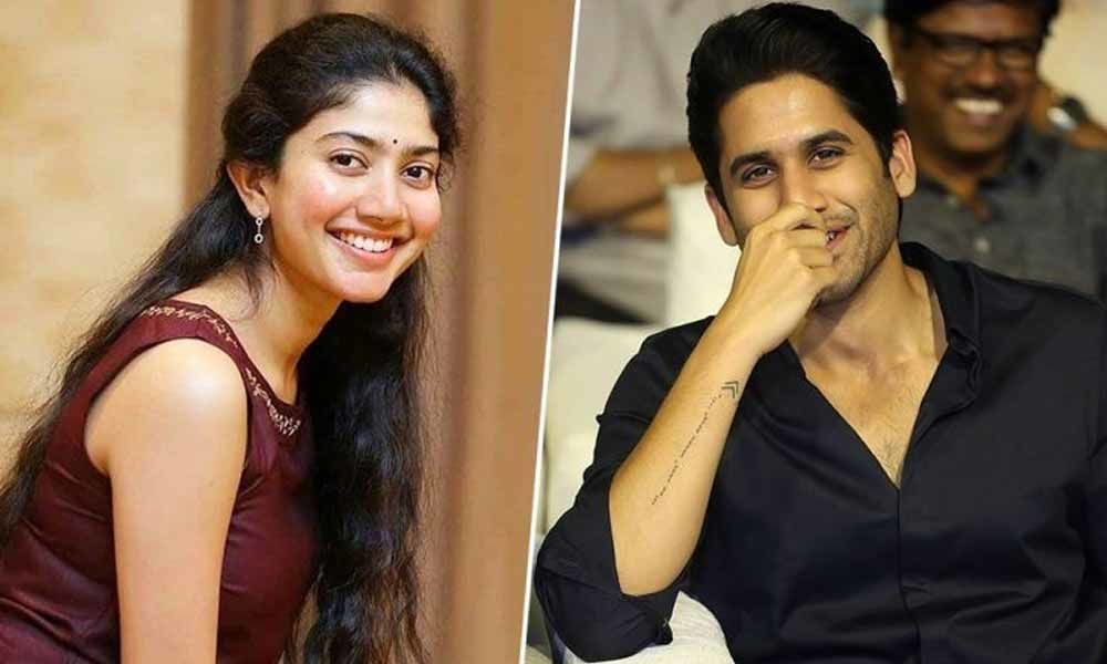 Naga Chaitanya With Fidaa Duo