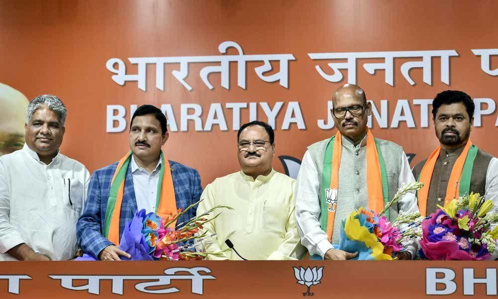 TDP MPs join Modi 2.0 regime