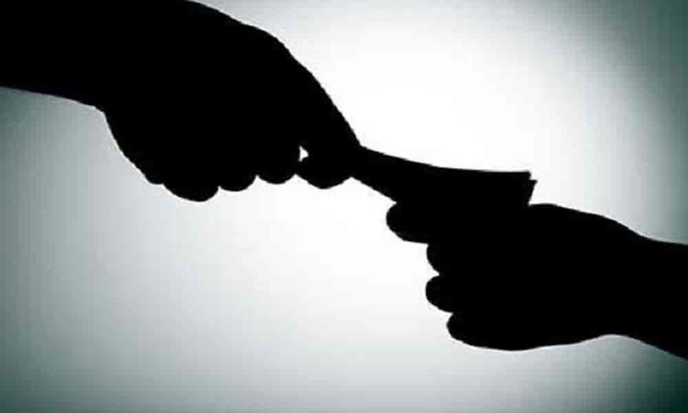 Revenue inspector and tax collector caught in ACB net