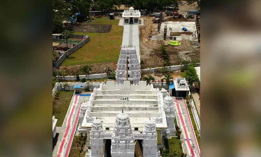 Bedi Anjaneya Swamy idol to be installed