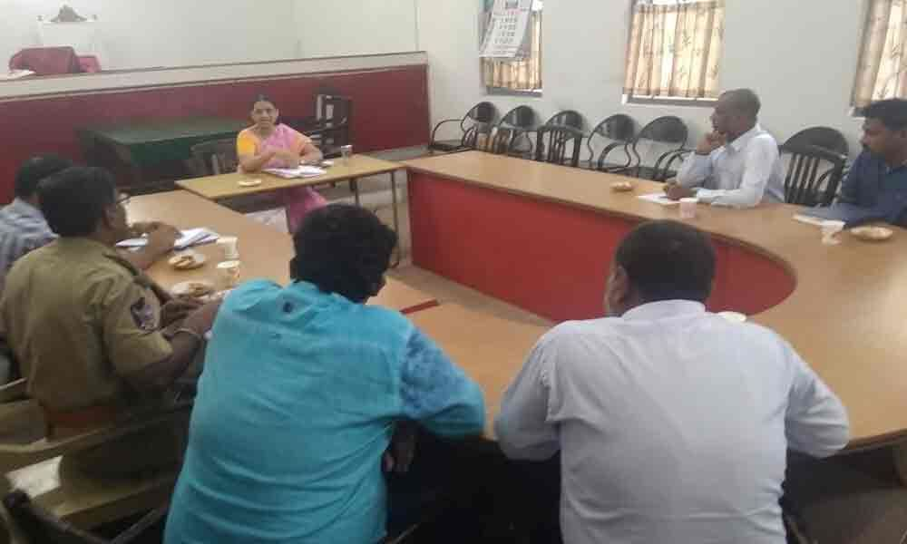 Ragging should be eradicated from root level: DLSA Secretary