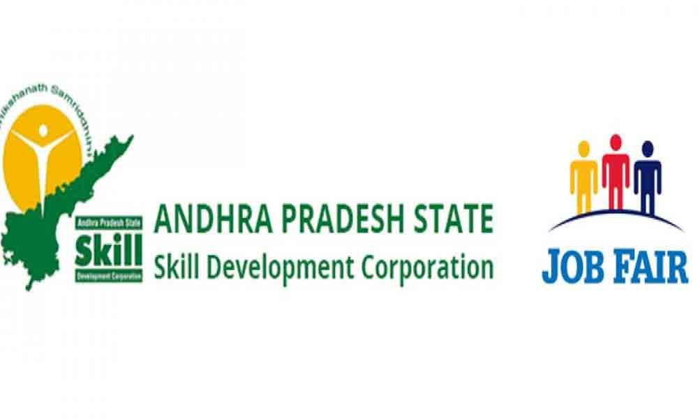 Skill Connect job mela by APSSDC tomorrow