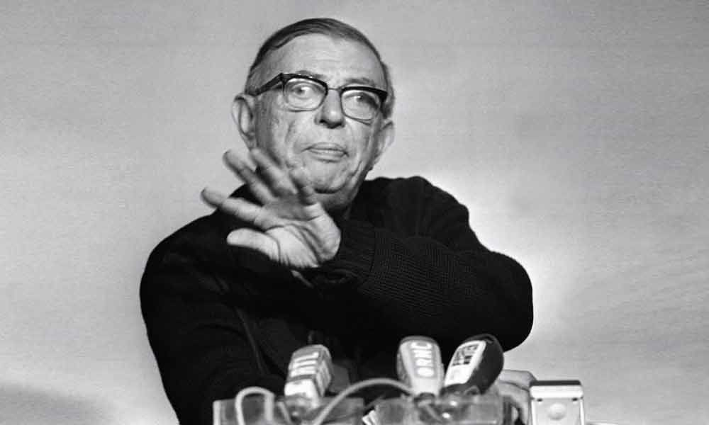 Why did Jean-Paul Sartre refuse the Nobel Prize for Literature?
