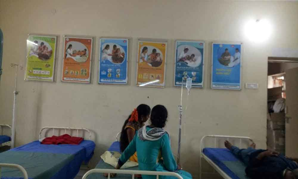 Urban Primary Health Center staff struggle to cope with patient rush