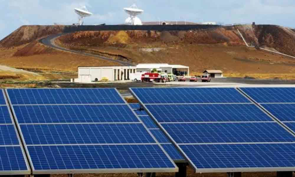 Solar power generation fails to gain momentum in Nellore