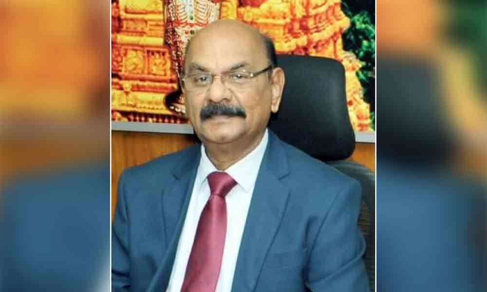 Anticipating unfavourable High Court  verdict , SVU Vice-Chancellor resigns