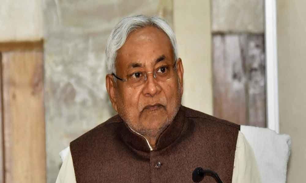 Nitish Kumar skips Yoga day celebrations in Bihar
